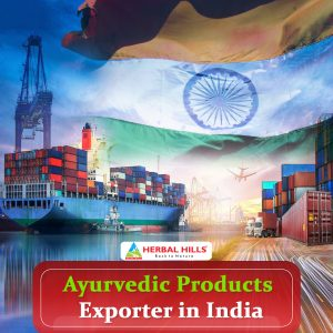 Ayurvedic Products Exporter from India
