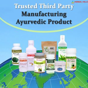Third Party Manufacturing Ayurvedic Product